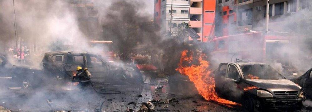 Egypt Public Prosecutor Killed in Bomb Attack