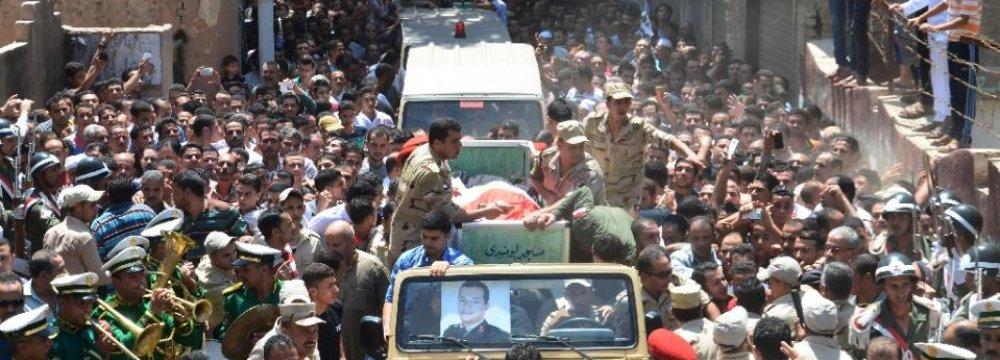 Egypt Extends Sinai Emergency Rule