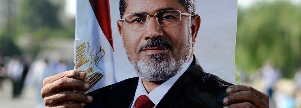 Morsi Gets 20 Years