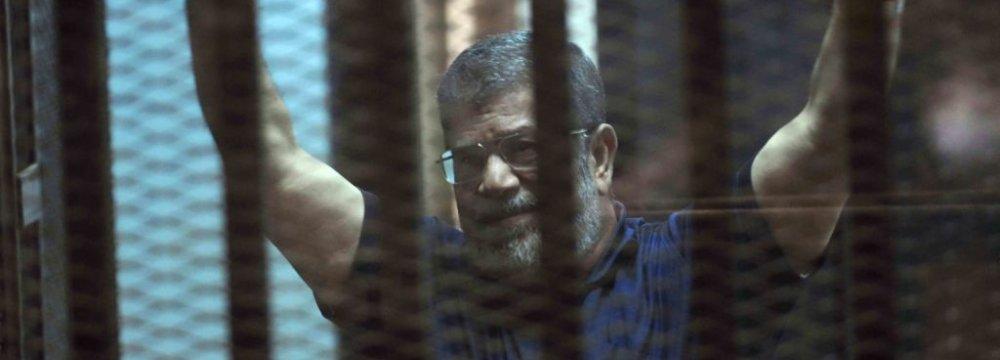 Egypt Sentences Democracy to Death