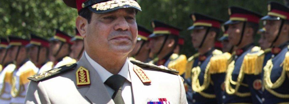 Egypt Returns to Mubarak-era Politics
