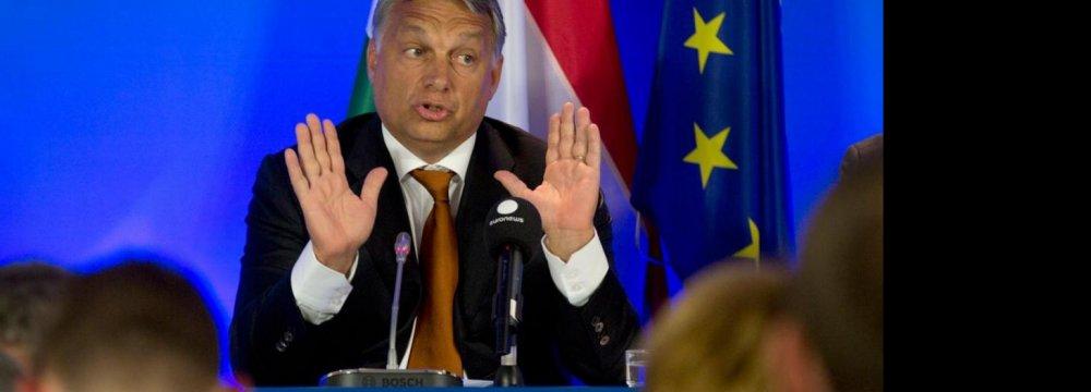 Migrant crisis Is German, Not European problem