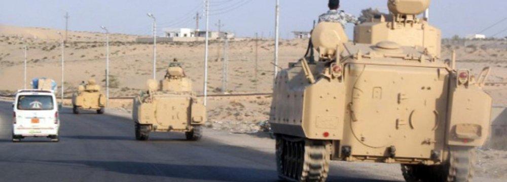 Four Dead in Sinai Attacks