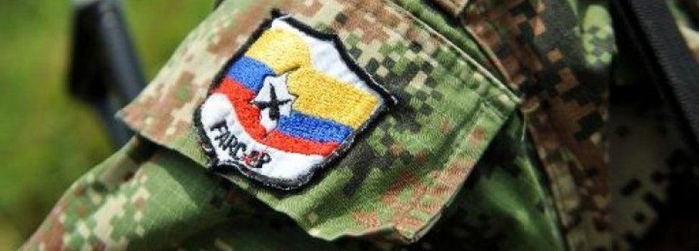 Colombia Suspends Farc Peace Talks