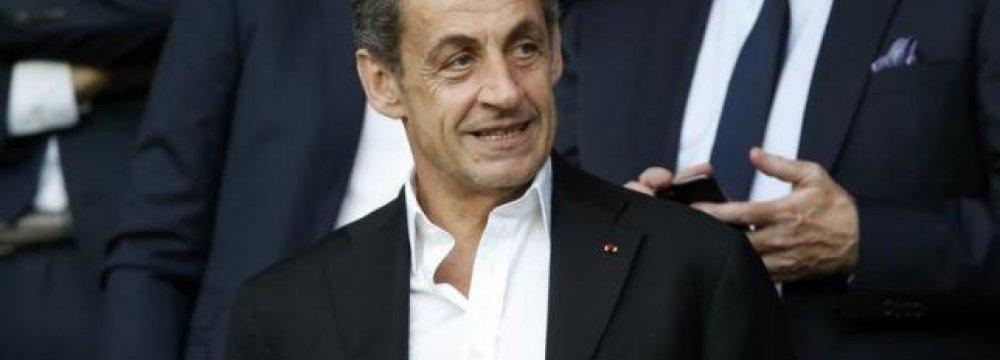 Sarkozy Renames French Opposition