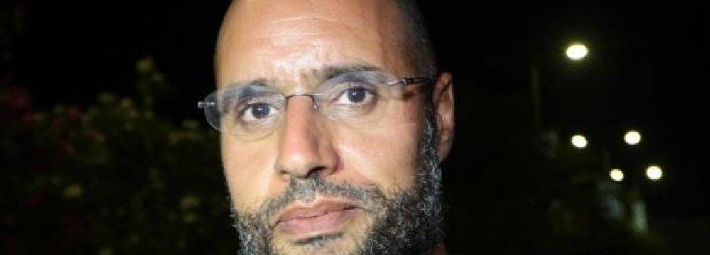 Gaddafi Son Sentenced to Death