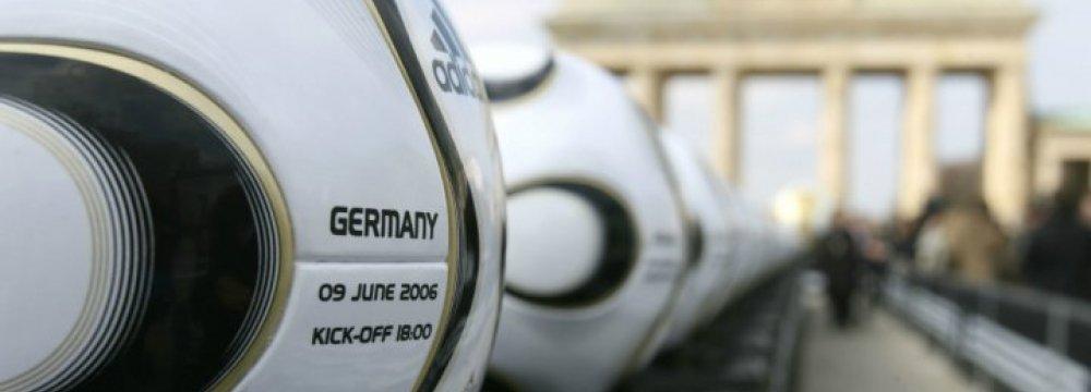 Tax Raid on German Football Association