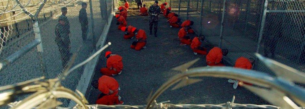 5 Gitmo Inmates   Sent to Georgia, Slovakia