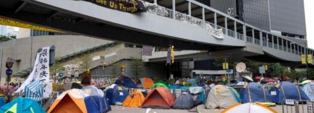 HK Activists Plan  Beijing Visit