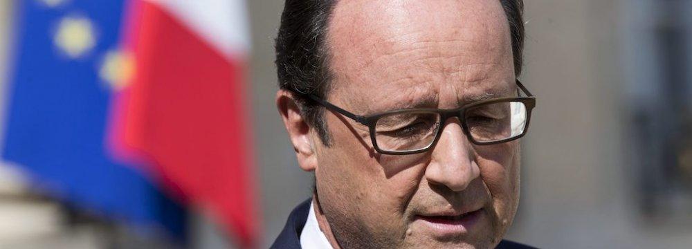 Hollande  in Cuba