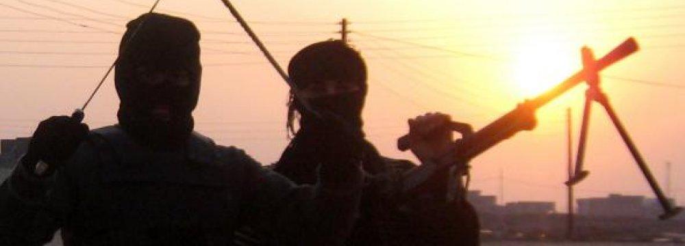 IS Beheads Syrian Women