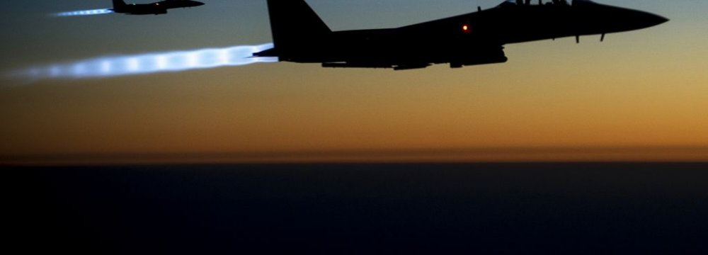 IS 2nd-in-Command Killed in Airstrike