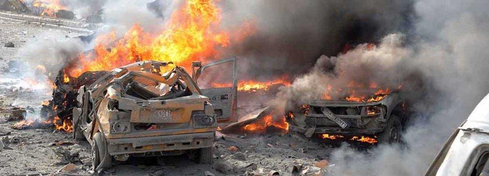 IS Triple Suicide Attack Kills Dozen in Fallujah