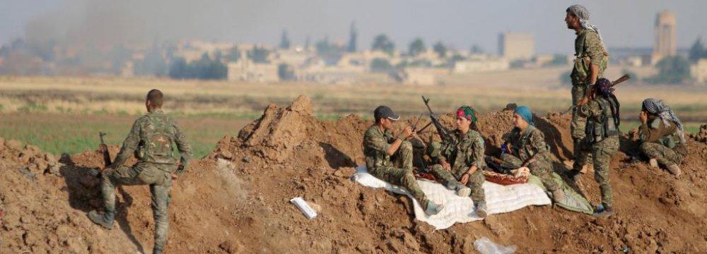 Major Setbacks for IS