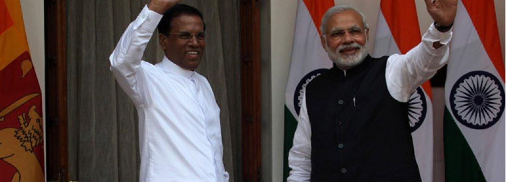 India, Sri Lanka Seal Nuclear Energy Deal
