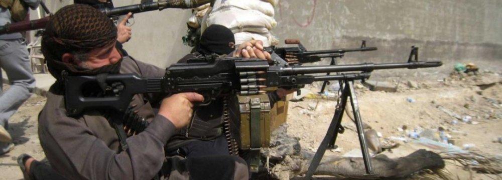Iraqi Militias Retake Baiji From IS