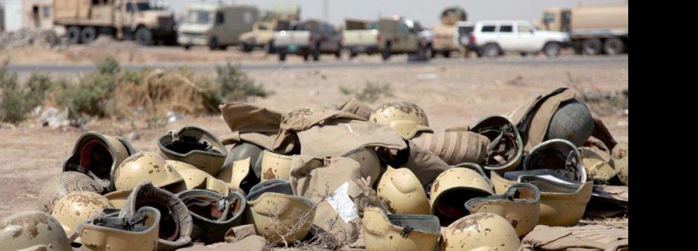 Iraqi Premier Slashes Cabinet by One-Third