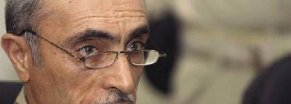Iraq Army Chief Retired