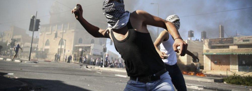 Israel OKs Sniper Against Rock-Throwers