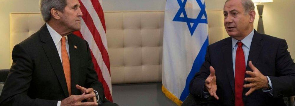 Israel, US Resume Military Aid Talks