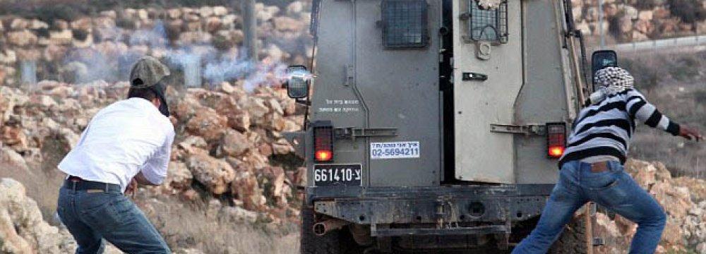 Palestinian Killed by Israeli Jeep