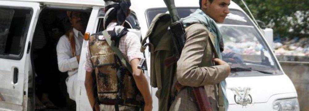 3 Dead in Kabul Suicide Attack
