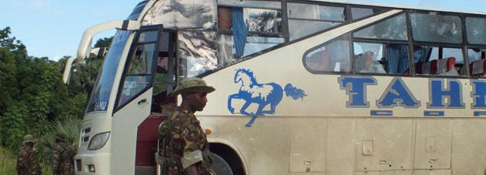 36 Killed in New Kenya Bloodbath