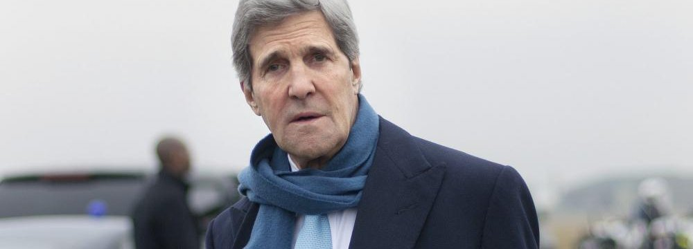 Kerry to Discuss Ukraine Conflict in London
