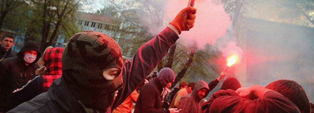 Kiev Orders Offensive on Captured E. Ukraine Areas