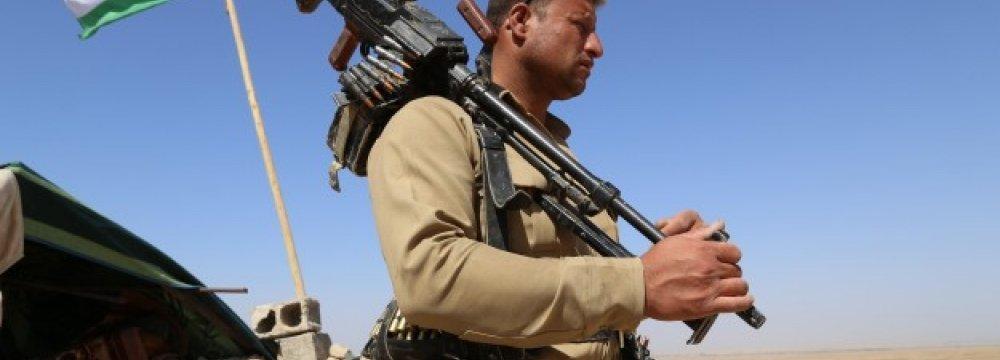 Kurds Blame Turkey  Amid Fresh IS Attacks