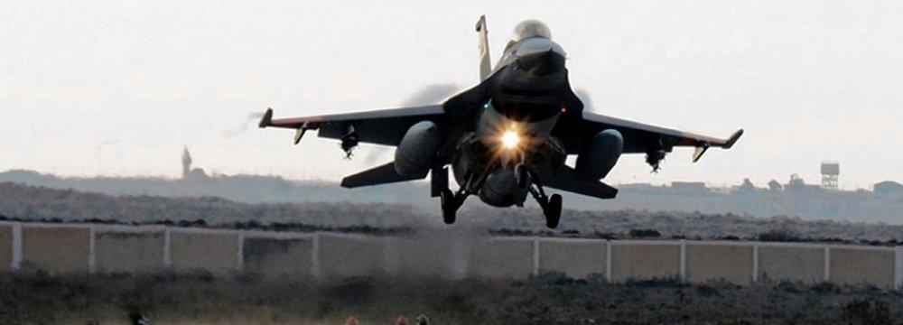 Libya Calls for Arab Airstrikes Against IS