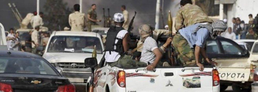 Libya  Deputy FM Kidnapped