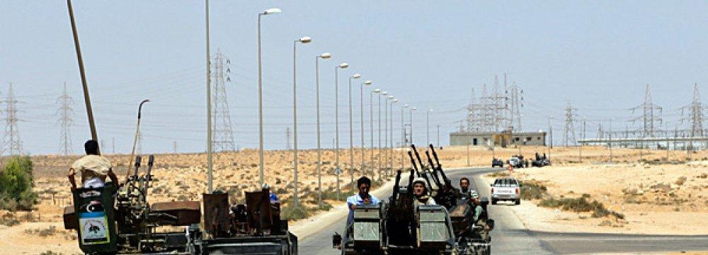 West Endorses UN Plan for Libya