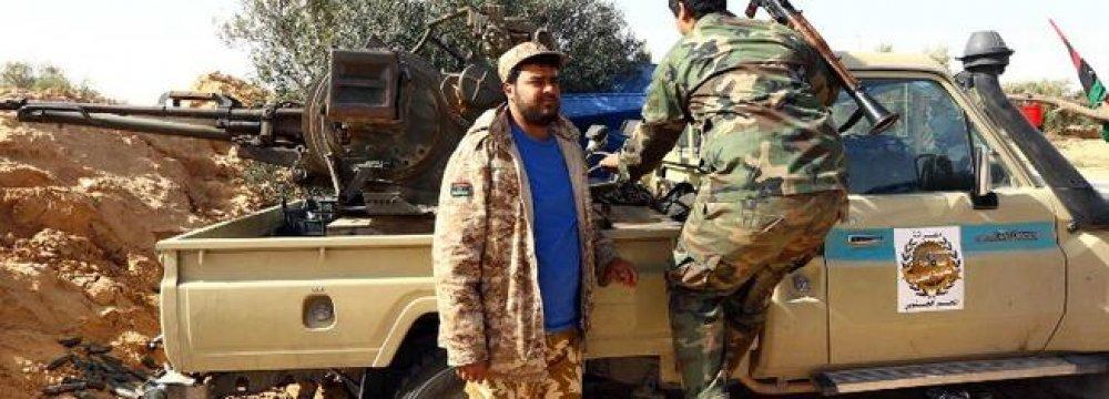 Libyan Factions to Resume Talks