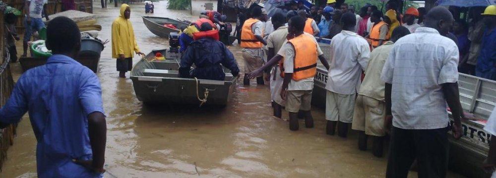 Malawi Floods Kill 176, Displace 200,000