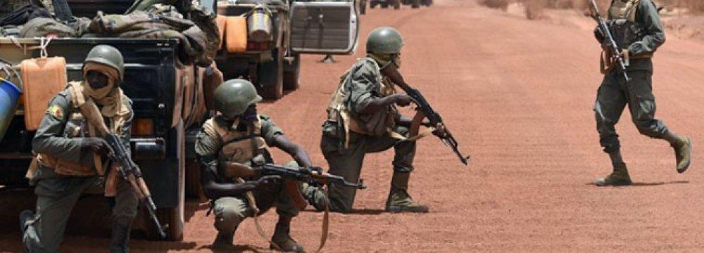 13 Killed  in Mali Hostage-Taking