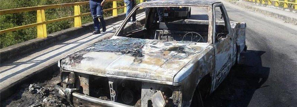 Attack on Police-Guarded Convoy Kills 7 in Mexico