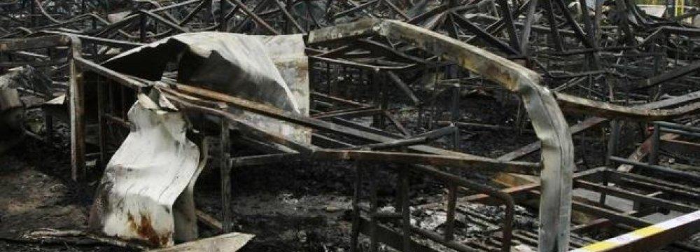 16 Dead in Mexico Nursery Home