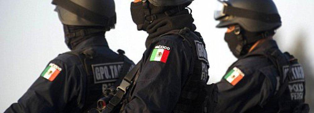 5 Found Dead in Mexico
