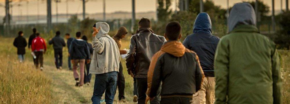 EU Approves $2.6b to Tackle Migrant Crisis