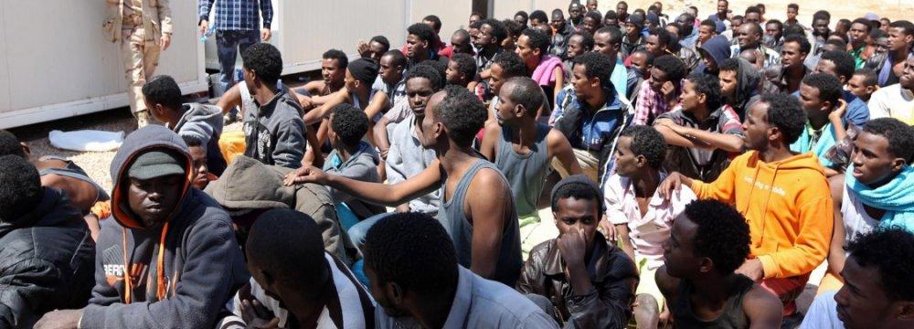 4,200 More Migrants Saved Off Libya Coasts