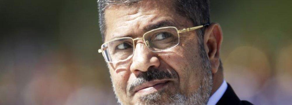 Morsi's punishment is a crime