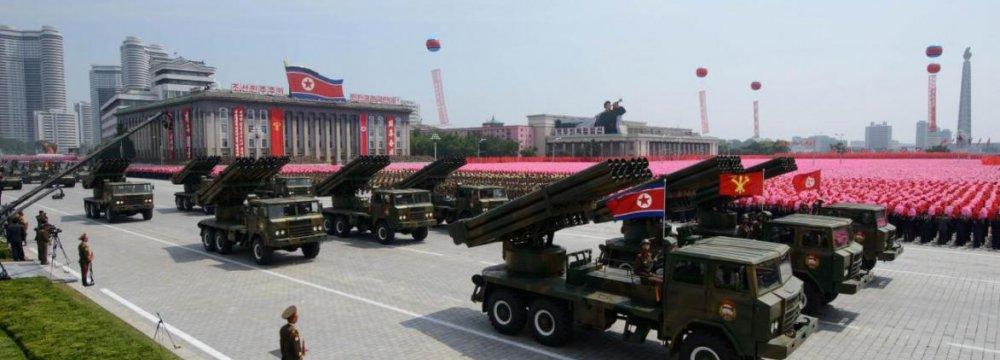 N. Korea Can Build Mini Nuclear Device
