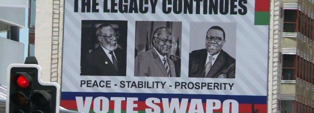 Namibia Votes