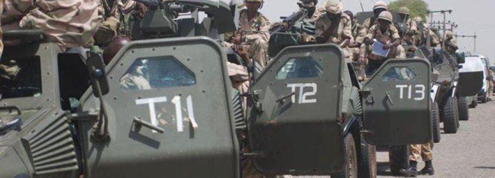 Over 100 Boko Haram Rebels Killed