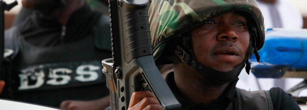 Nigeria Army Kills 300 Boko Haram Fighters