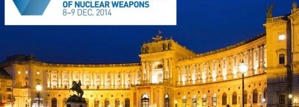 Anti-Nuke Confab in Vienna