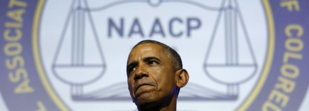 Obama Urges Major Criminal Justice Reforms