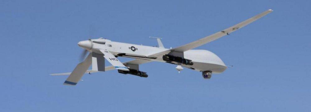 Drone Strike  in Pakistan