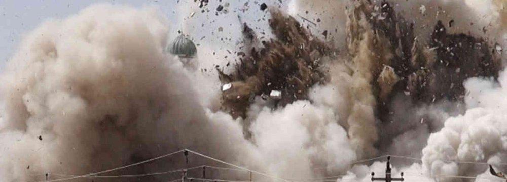 Pakistan Kills 34  Militants in Air Strikes